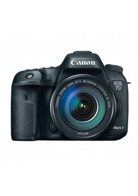 Canon Digital EOS 7D Mark II (20.2 Mpixels) c/ obj. 18-135mm f/3.5-5.6 IS STM