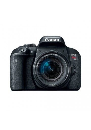 Canon Digital EOS T7i c/ Objetiva 18-55mm IS STM