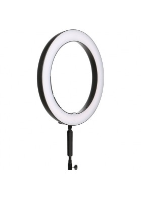 Iluminador Circular LED Smith Victor 19 Bicolor