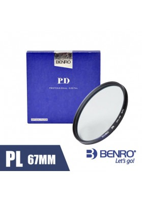 Filtro Benro Polarizador CPL HD 67mm