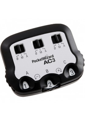 PocketWizard AC3 ZoneController p/ Nikon