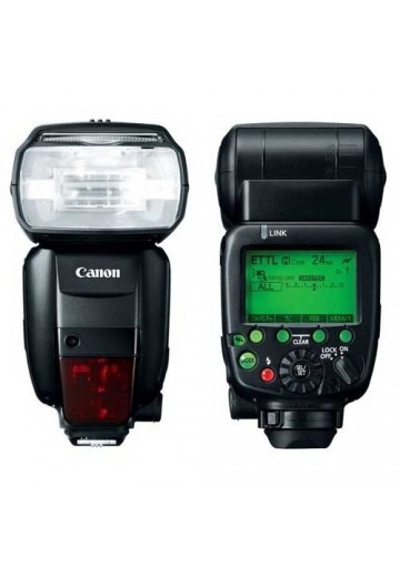 Flash Speedlite Canon 600EX II - RT
