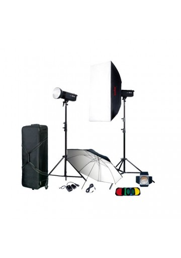 Studio Flash Kit Godox TC600-D