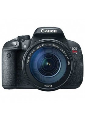 Canon EOS Digital Rebel T5i (18 Megapixels) c/ obj. 18-135mm f/3.5-5.6 IS STM