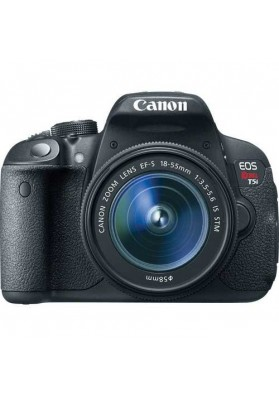 Canon EOS Digital Rebel T5i (18 Megapixels) c/ obj. 18-55mm f/3.5-5.6 IS STM