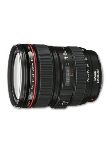Objetiva Canon 24-105mm f/4L IS USM