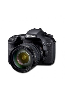 Canon Digital EOS 7D (18 Megapixels) c/ Obj. 28-135mm IS USM