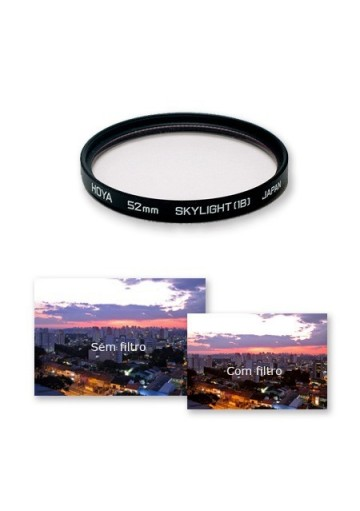 Filtro HOYA Skylight (1B) 82mm